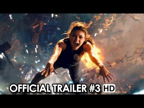 Jupiter Ascending Official Trailer #3 (2015) - Mila Kunis, Channing Tatum Movie HD