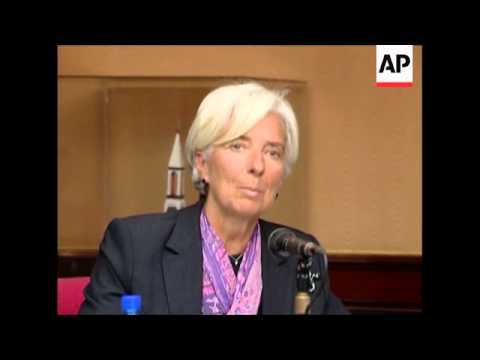 +4:3 IMF chief Lagarde in Malawi to assess reforms