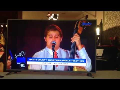 Oh Beautiful Star Of Bethlehem At Hants County Christmas Angels Telethon video