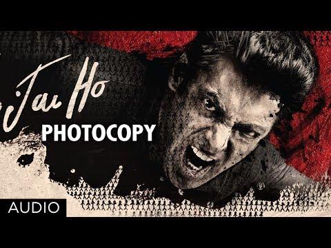 Jai Ho Song: Photocopy Full Audio   Salman Khan, Tabu