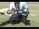 Sky Hawk RTF RC Electric  Aerobatic Training Glider!