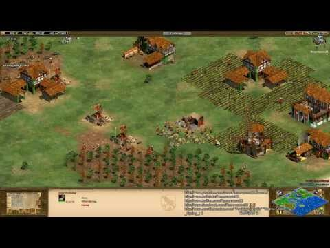 Aoe2 Hd Theviper Vs Spring Game 1 Best Of 3