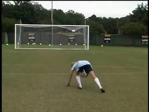 Wingate University Women's Soccer - 2012 Crossbar Challenge