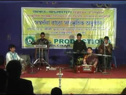 Bishnupriya Manipuri Video Song : 01-singer : Mira Sinha (prog.at Silchar, India) From Bangladesh. video