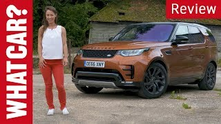 Land Rover Discovery 2018 review –is this the new king of SUVs? | What Car?