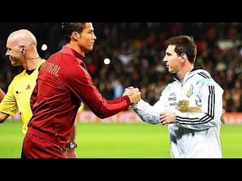 Lionel Messi vs Portugal ● 18.11.2014 [HD] International Match