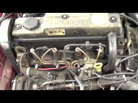 Ford Escort Van For Sale. Ford Escort Van - Diesel Cold
