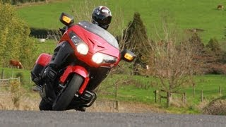 Honda F6B review