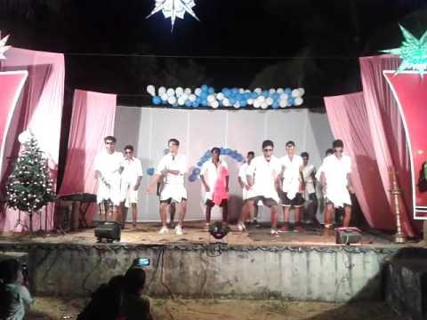 margazhiye mallikaye jackson and team dance