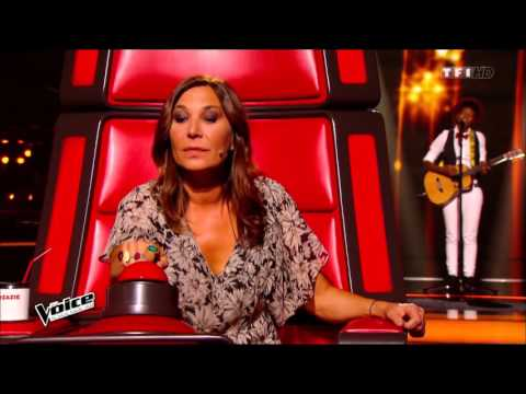 Tamara : Knockin on Heavens Door - The Voice 2016 HD streaming vf
