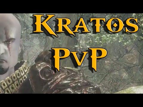 God of War! Kratos PvP Build - DARK SOULS 3
