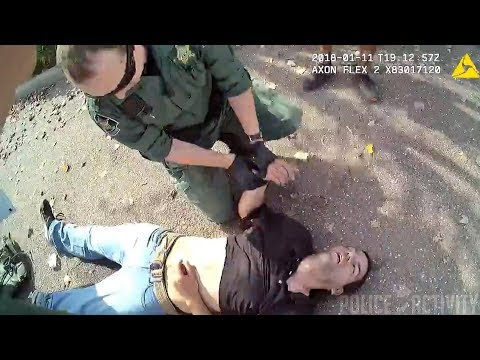 Bodycam Shows Cops Save Overdosing Man With Narcan in Florida