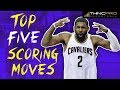 5 Basketball SCORING MOVES That Will Make You UNSTOPPABLE!!! 🔥🔥😱 Start Using These Moves TODAY!