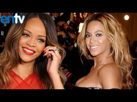 Rihanna Disses Beyonce on Instagram