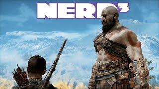 Nerd³ Is Feeling A Little Norse - God of War - 19 Apr 2018