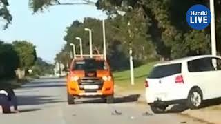 Quad bike driver assaults elderly man in Lorraine