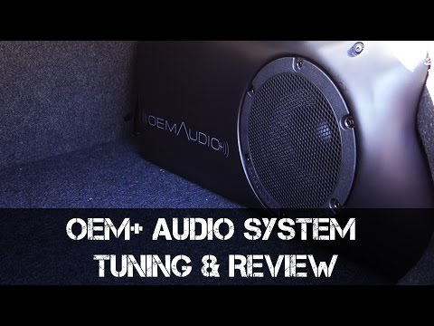 OEM Audio Plus Sound System - Tuning & Review - 86/BRZ/FRS