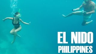 VLOGGING IN PARADISE! El Nido Island Hopping, Philippines