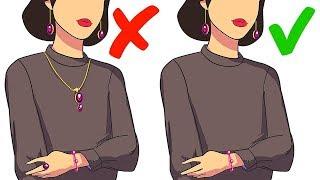 14 Kleidungsregeln, die jeder ein für alle Mal kennen sollte