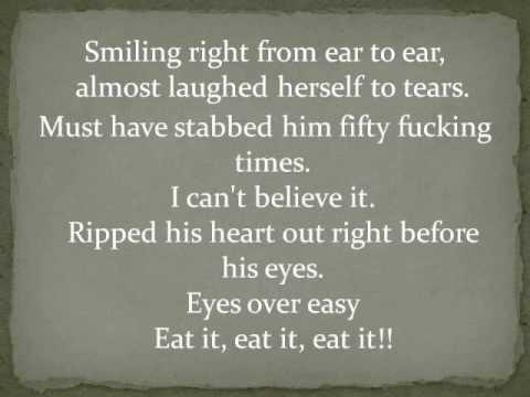Avenged Sevenfold - A Little Piece Of Heaven with lyrics Music Videos