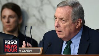 Senate trial needs witnesses Trump wouldn't allow in the House, says Durbin