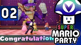 [Vinesauce] Vinny - Super Mario Party (part 2)