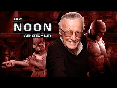 Batman v. Stan Lee, the Return of Oddworld - Up at Noon