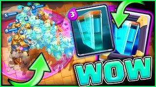 YOU CAN MIRROR THE CLONE SPELL!? • New Clash Royale Update!