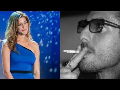 Belen Rodriguez e Stefano (ex Emma) : Fabrizio Corona : fischi ad Amici : video gossip