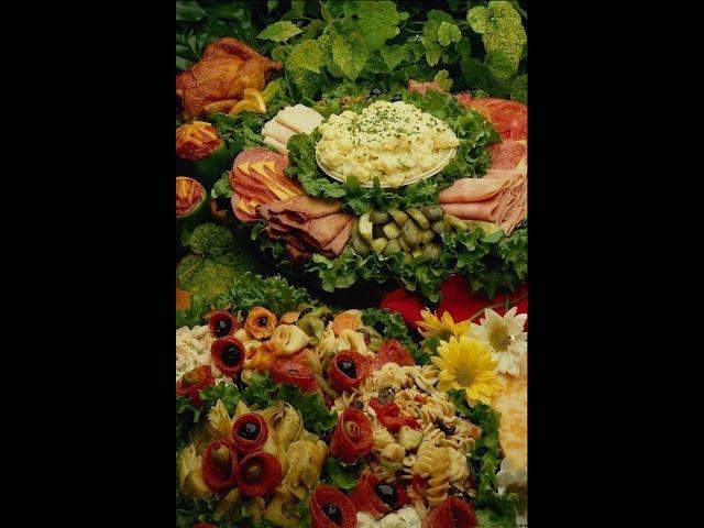 Кулинария, рецепты, идеи как оформить и украсить праздничные блюда, сервировать праздничный стол