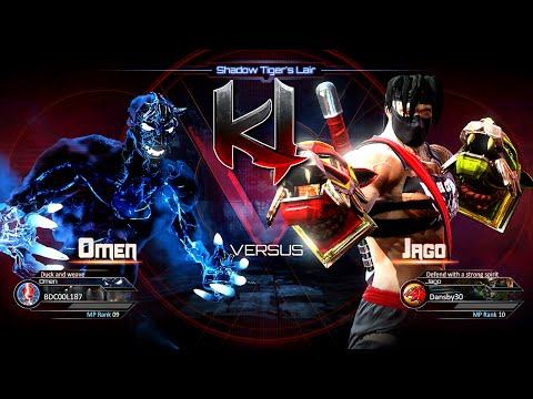 Killer Instinct Omen Gameplay Footage - Online Match 19 - Xbox One - Season 2