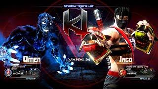Killer Instinct Omen Gameplay Footage - Online Match 19 - Xbox One - Season 2