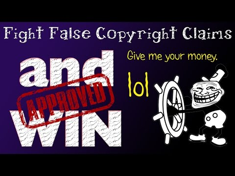 Fight False Copyright Claims and Win