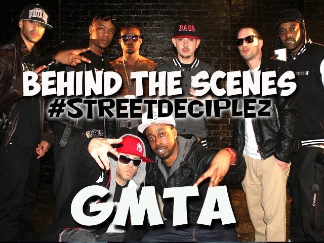 Street Deciplez - Behind The Scenes - GMTA