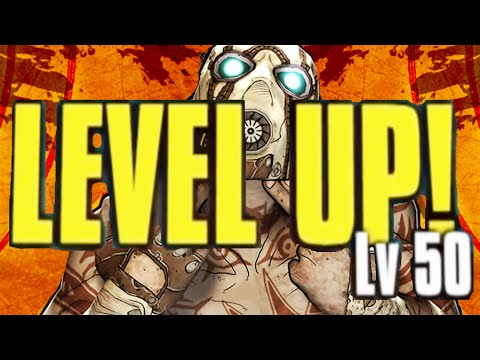 Borderlands 2 : Level 50 Exploit - Level 50 in an Hour