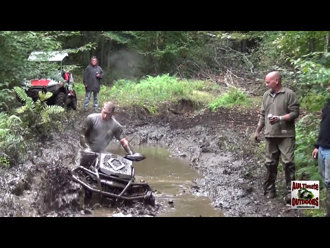 OUTLANDER XMR 1000 MUD TEST!!!!!!!!! BRAND NEW CAN