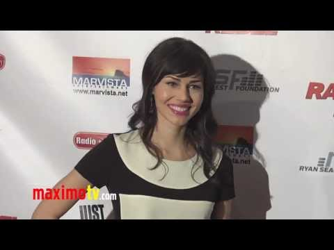"Mercedes de la Zerda at ""Radio Rebel"" World Premiere Arrivals"