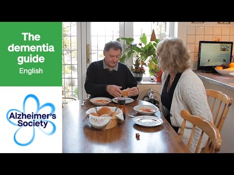 The dementia guide: English – full length - Alzheimer's Society