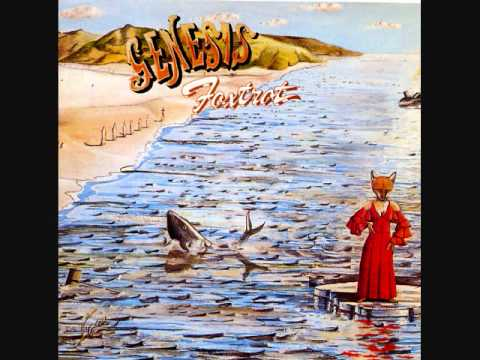 Genesis - Can Utility And The Coastliners