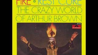 Watch Arthur Brown Fire video