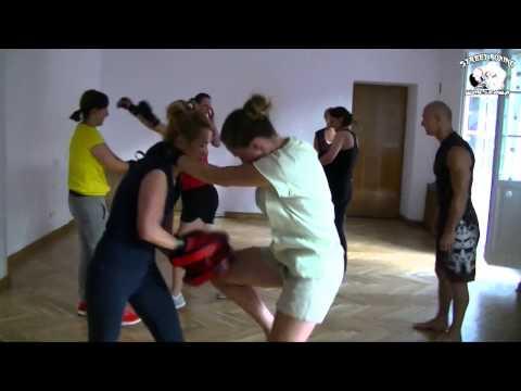 Kurs Samoobrony Dla Kobiet 2013