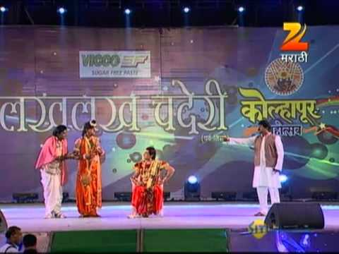 Lakh Lakh Chanderi Kolhapur Mahotsav April 15 '12 Part - 12