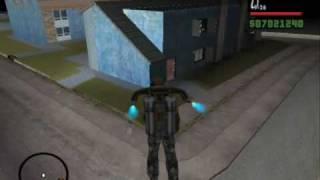 GTA San Andreas - The Secret City