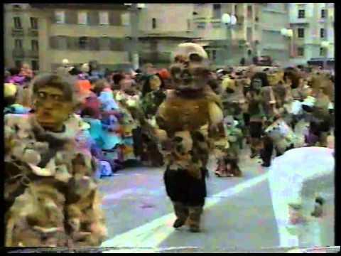 1993 - Chottlebotzer Lozärn am Wey-Umzug
