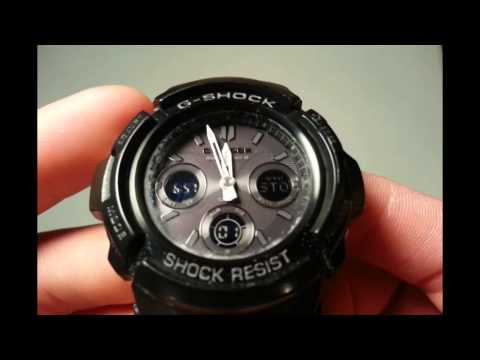 Bug Out/ Survival Watch: Solar G-Shock