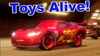 Cars 2: The video Game - Lightning McQueen - Imperial Tour Race