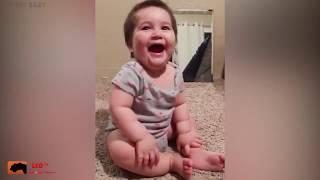 Komik  gülen bebek videoları Funny baby videos