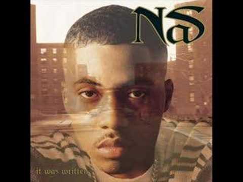 Nas- Take It In Blood