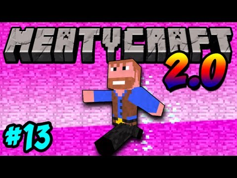 Meatycraft 2.0 The Ultimate Utility Room Ep.13