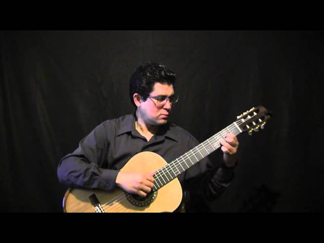 """Meditation 18"", Rafael Scarfullery, Therapeutic & Relaxing Guitar Music, Charlottesville, Virginia"